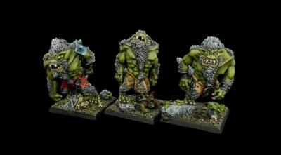 Drakskull's Menace Big Bad Wolves