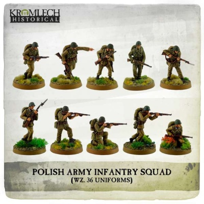 Polish Army Infantry Squad (wz. 36 uniforms) (10)