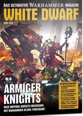 White Dwarf 020 April 2018