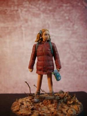 Survivor - Molly Jones