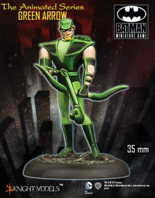 Animated Series: Green Arrow