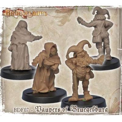 Paupers of Bruegelburg (2)