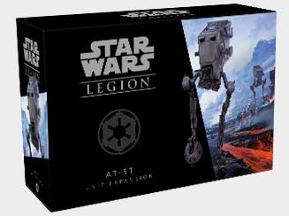 Star Wars: Legion - AT-ST Einheit