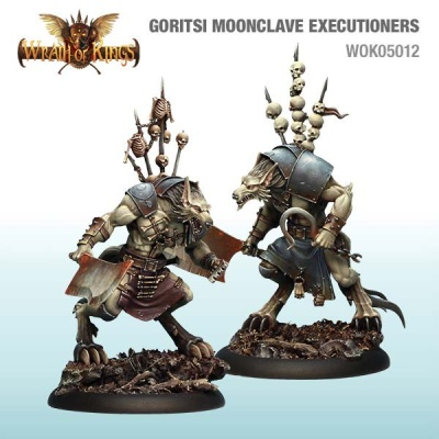 Goritsi - Moonclave Executioners