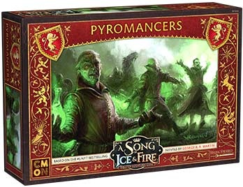A Song of Ice & Fire: Pyromantiker (DE)