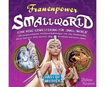 Small World - Frauenpower
