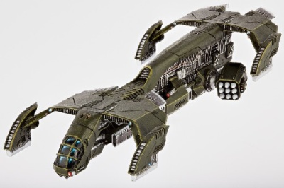 UCM: Eagle Heavy Gunship (1)
