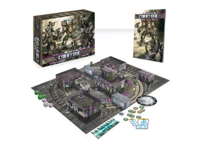Operation: Coldfront Battle Pack