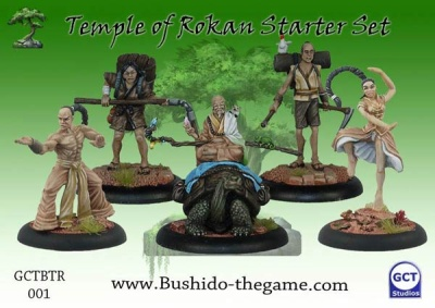 Temple of Ro-Kan Starter Set (5)