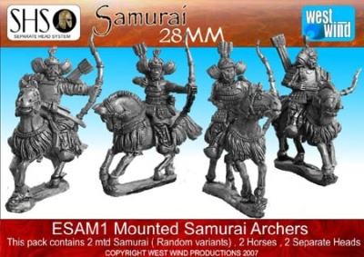 Mtd Samurai Archers (2)