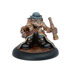 Mercenary Reinholdt, Gobber Speculator