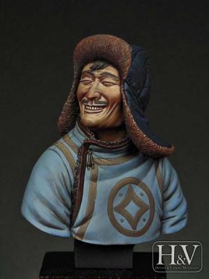 Mongol Rider, 1241