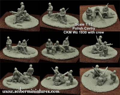 1:72 Polish CKM Wz 1930 with Crew set#2 (3)