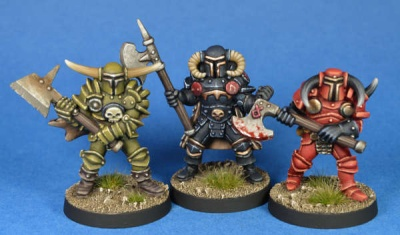Chaos Knights (3)