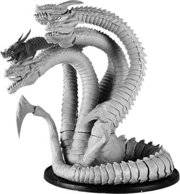 Ygandr, Hydra of Ýdron