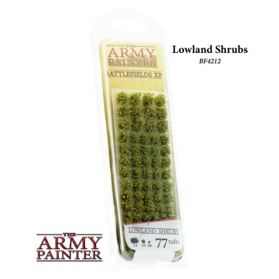 Battlefields XP: Lowland Shrubs