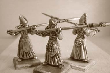 Elfen Speerträger II