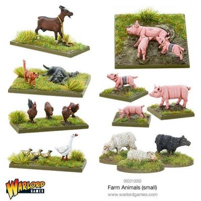 Farm Animals (small)