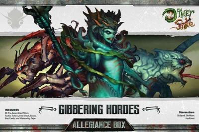 Gibbering Hordes Allegiance Box - Storm Siren