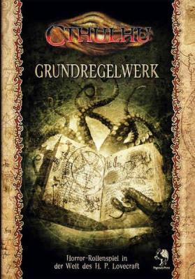 Cthulhu Grundregelwerk (Hardcover)