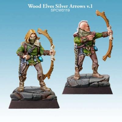 Wood Elves Silver Arrows v.1
