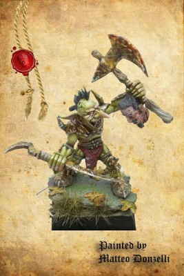 Goblin Hero_B (with 2 weapons)