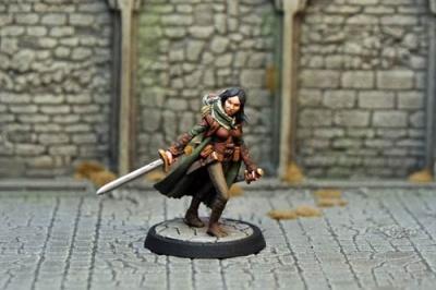 Human Female Ranger