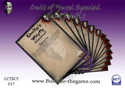 Cult of Yurei - Special Card Pack