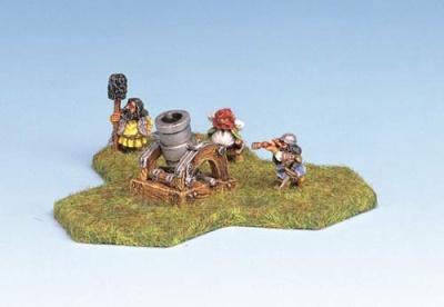 Durim's Hammer -Dwarf Mortar