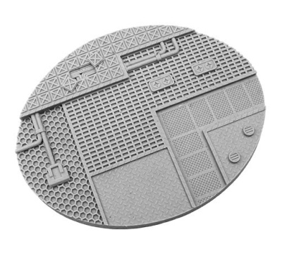 Tech Bases, Oval 120mm (1)
