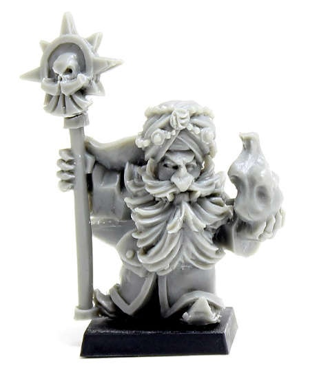Dwarf Vizier