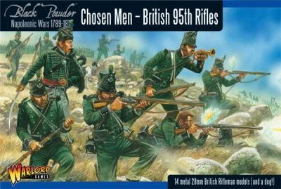 95th Rifles - Chosen Men (14)