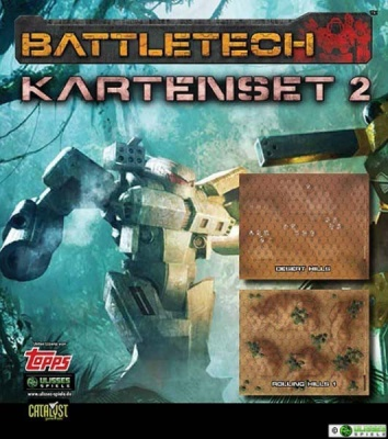 BattleTech Kartenset 2