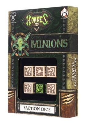 Hordes Minions Dice (6)