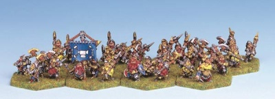 Heavy Clan Veterans (40)