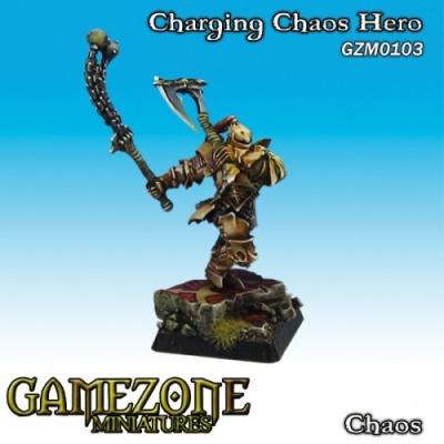 Chaos Held mit Flegel