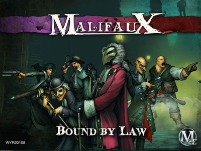 Bound by Law: Lucius Crew