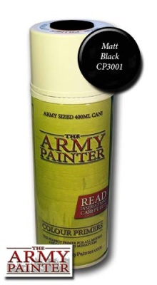 Base Primer Matt Black
