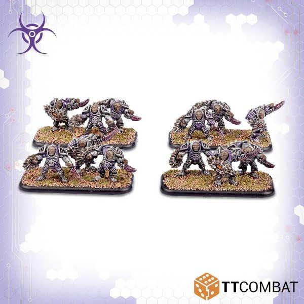 Eviscerator Assault Troops