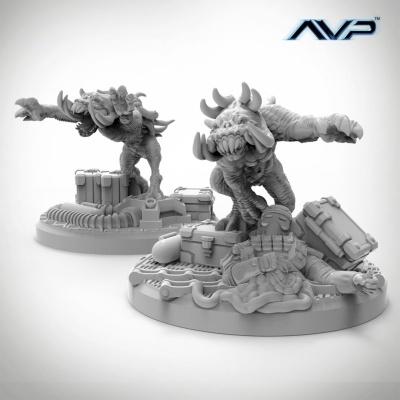 Predator Hellhounds UniCast