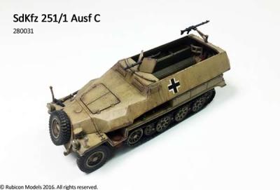 SdKfz 251/C (1/56)