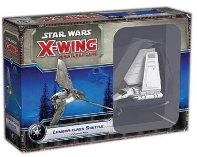 Star Wars X-Wing: Raumfähre Lambda-Klasse Erweiterungs-Pack