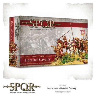 SPQR: Macedonia - Hetairoi Cavalry