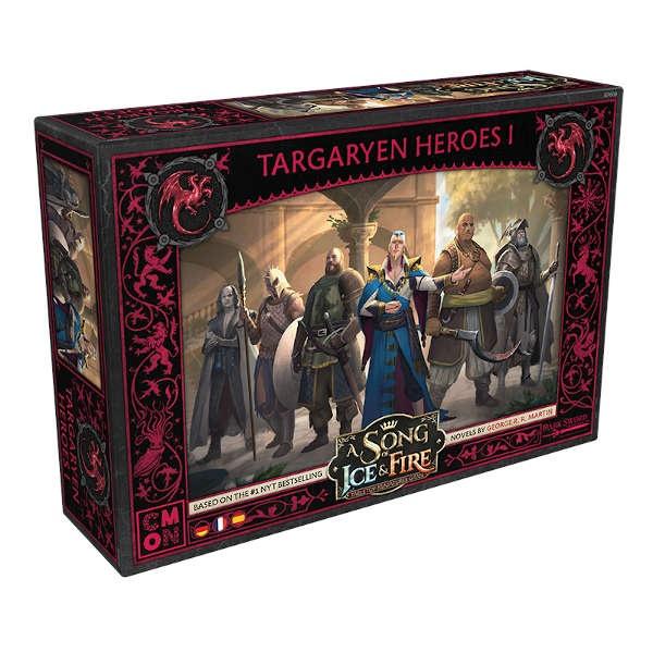 A Song of Ice & Fire - Targaryen Heroes #1 (DE)