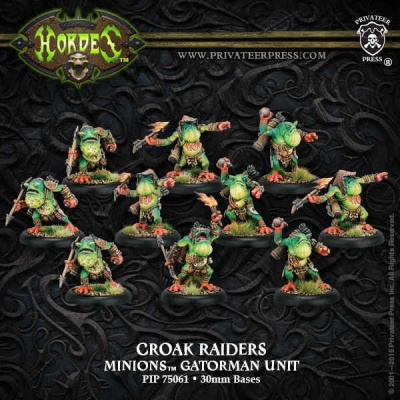 Minion Croak Raiders (10)