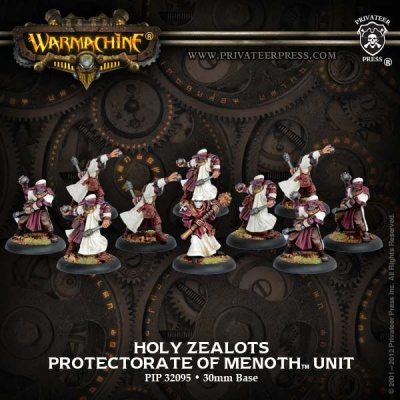 Protectorate Holy Zealots Unit Box