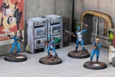 Fallout: Wasteland Warfare - Survivors: Vault Dwellers