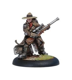 Mercenary Kell Bailoch