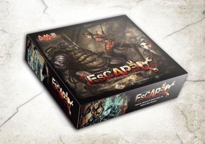 ESCAPE (english, Special Kickstarter Version)
