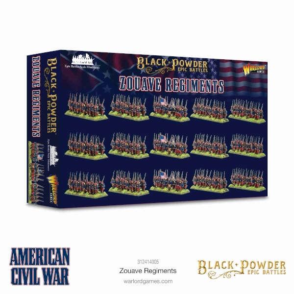Epic Battles: American Civil War Zouaves Regiments